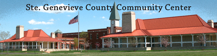 Ste. Genevieve County Community Center